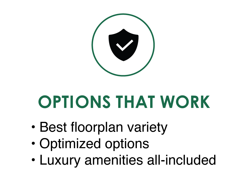 Options that work